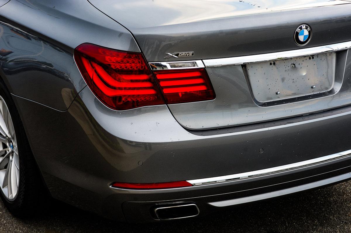 Pre-Owned 2013 BMW 7 Series 750Li xDrive