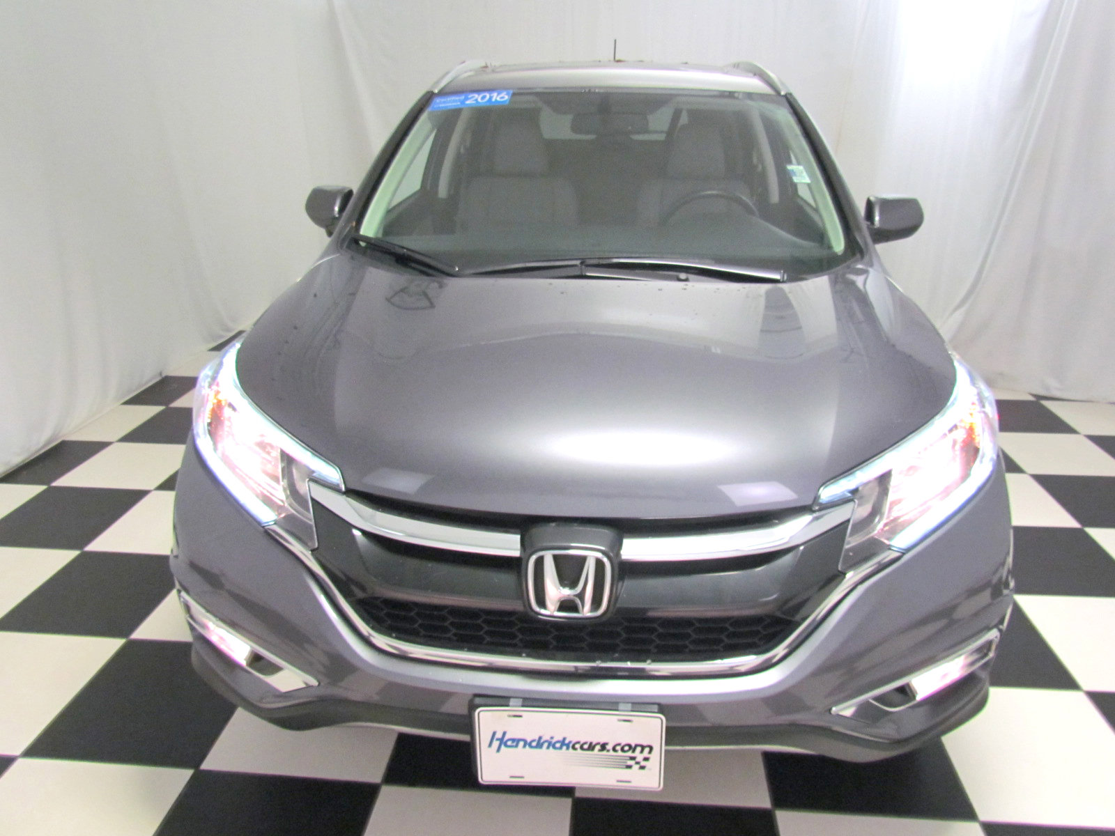 Certified Pre-Owned 2016 Honda CR-V EX-L