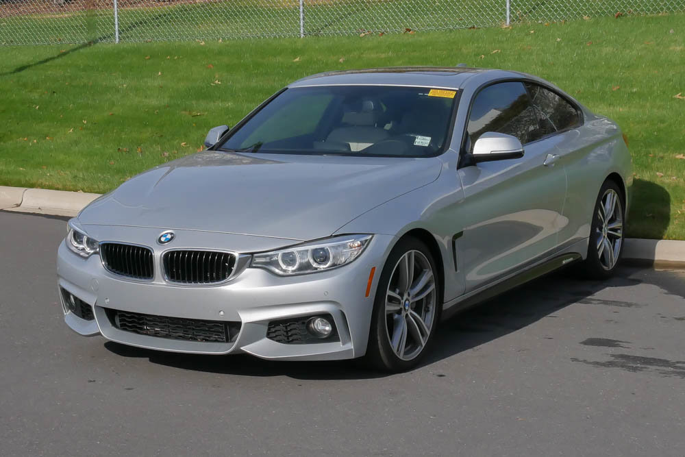 Pre-Owned 2016 BMW 4 Series 435i