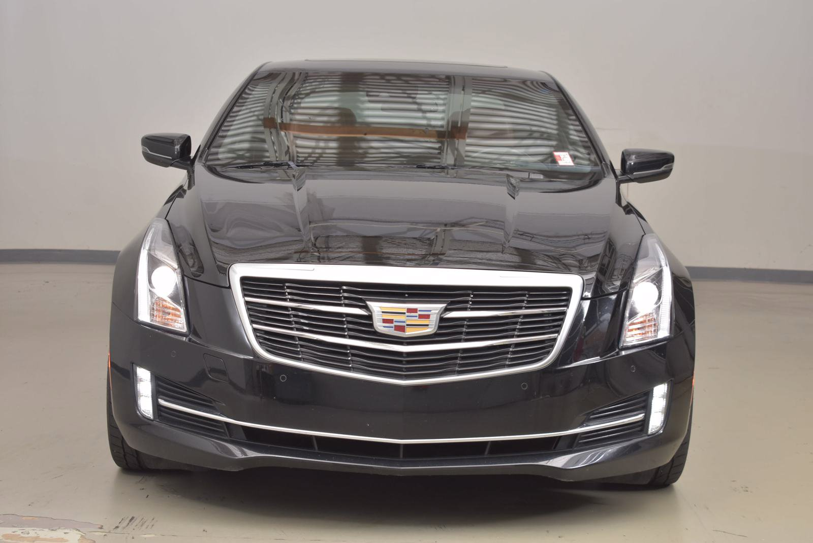 Pre-Owned 2016 Cadillac ATS Coupe Premium Collection RWD
