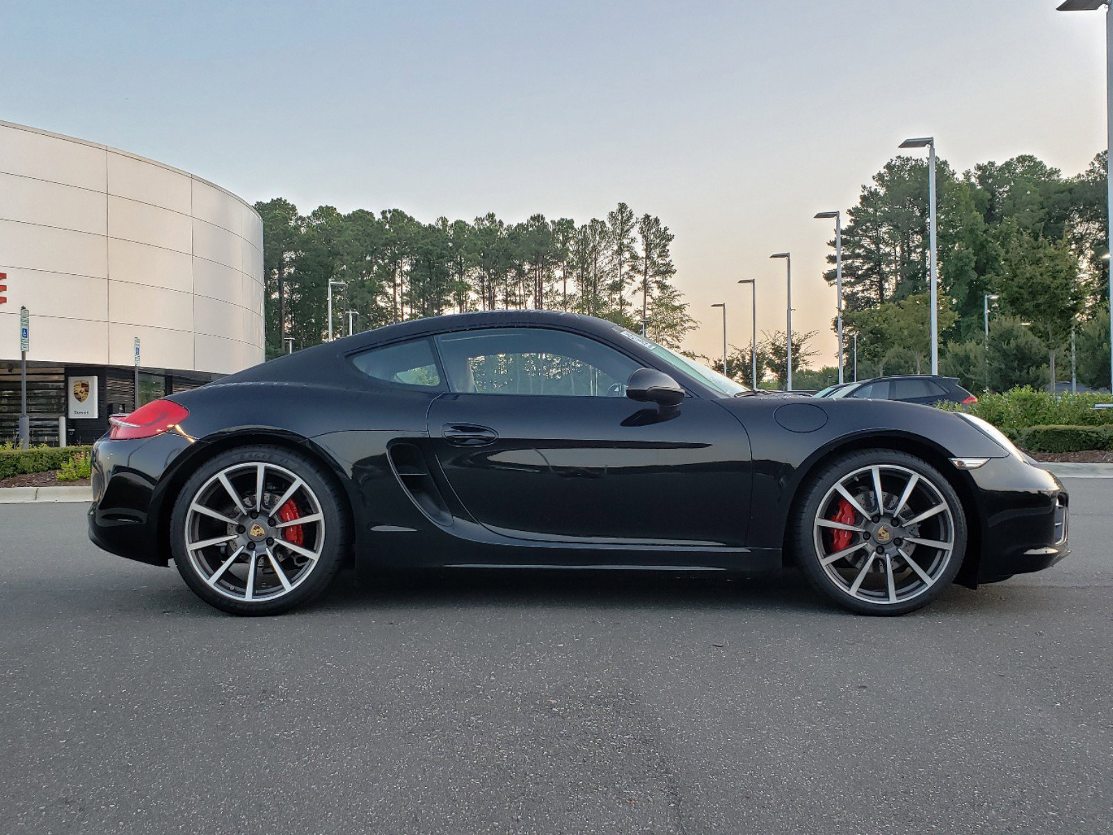 Used 2006 Porsche Cayman S Coupe In Pottstown Pa Autocom