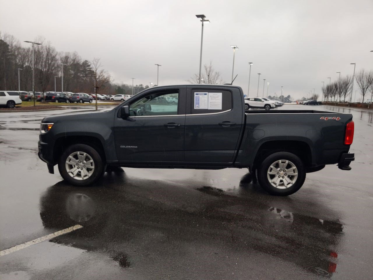 Certified Pre-Owned 2018 Chevrolet Colorado 4WD LT