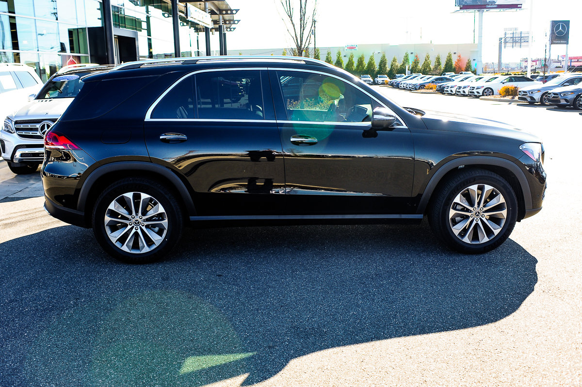 Pre-Owned 2020 Mercedes-Benz GLE 350
