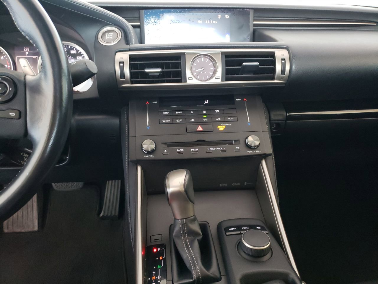 Pre-Owned 2015 Lexus IS 250 4DR SDN