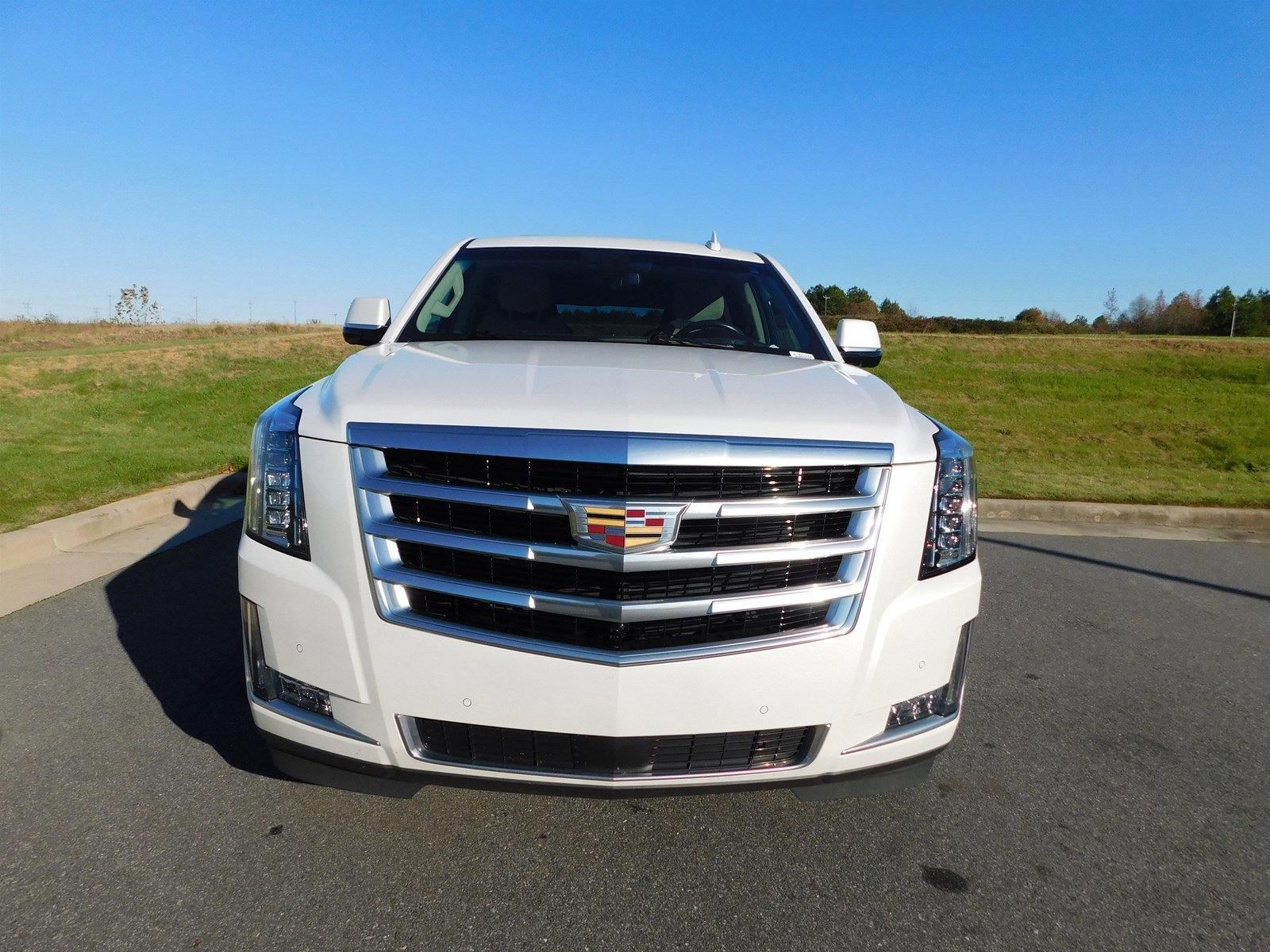 Pre-Owned 2017 Cadillac Escalade Premium Luxury