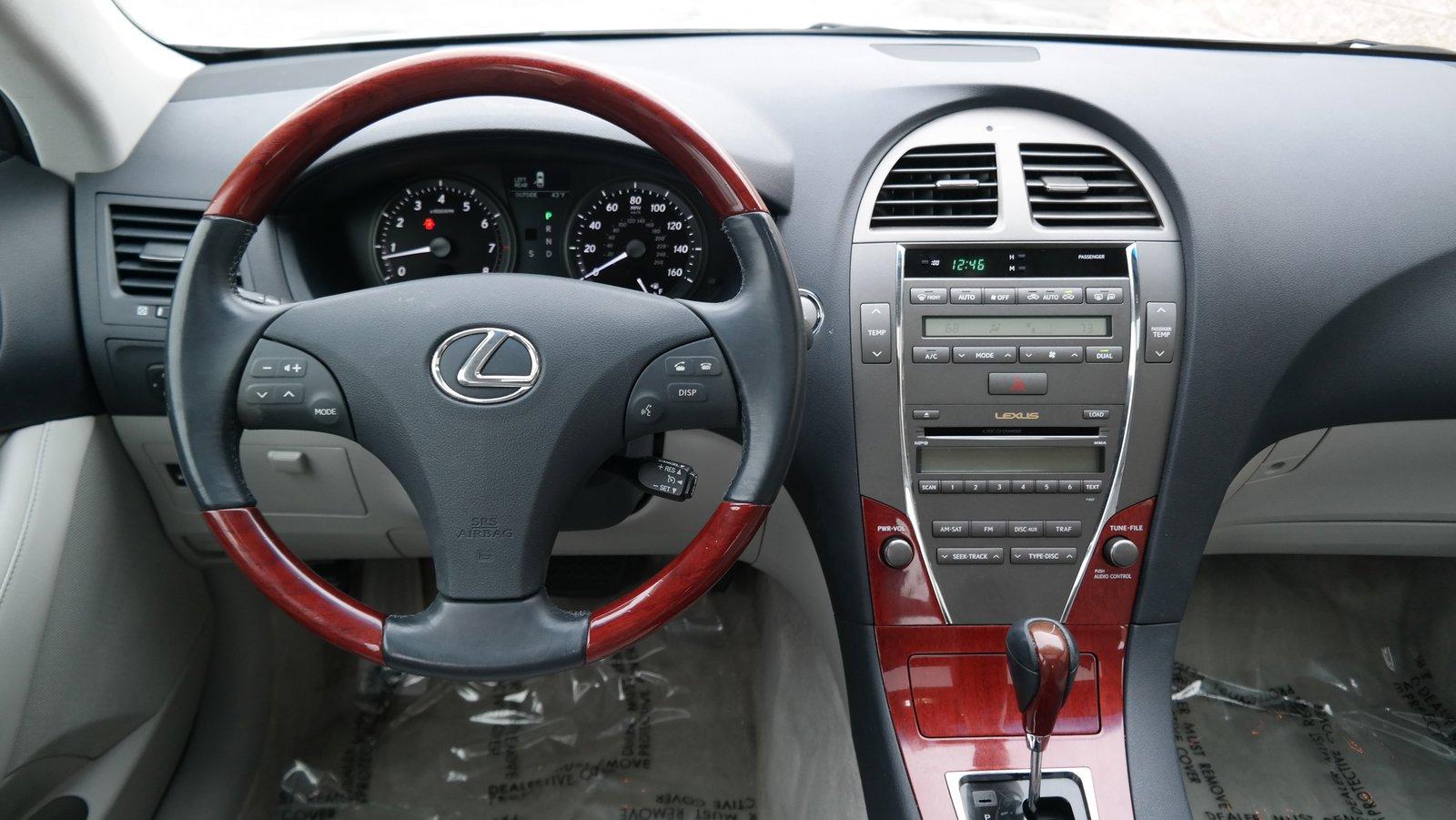 Pre-Owned 2009 Lexus ES 350 4dr Sdn