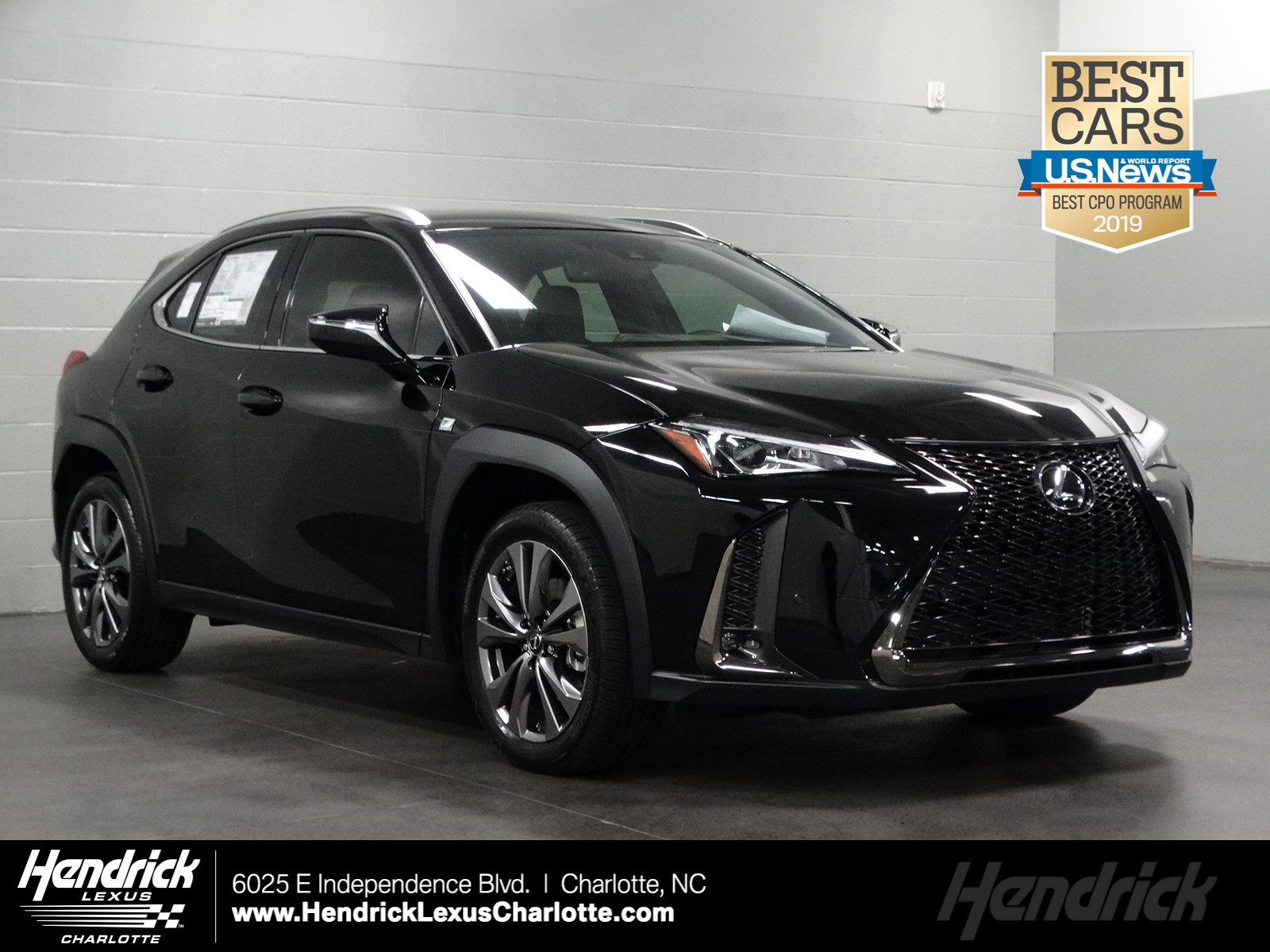 Lexus Pre Owned >> Certified Pre Owned 2019 Lexus Ux Ux 200 F Sport Fwd Suv