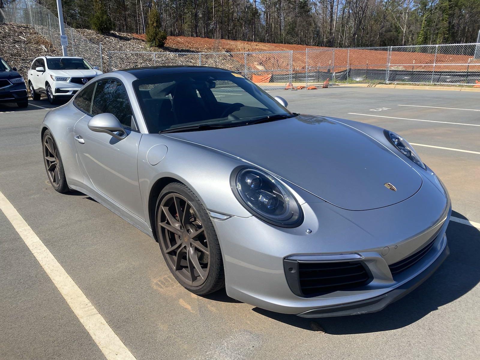 Pre-Owned 2017 Porsche 911 Carrera 4S