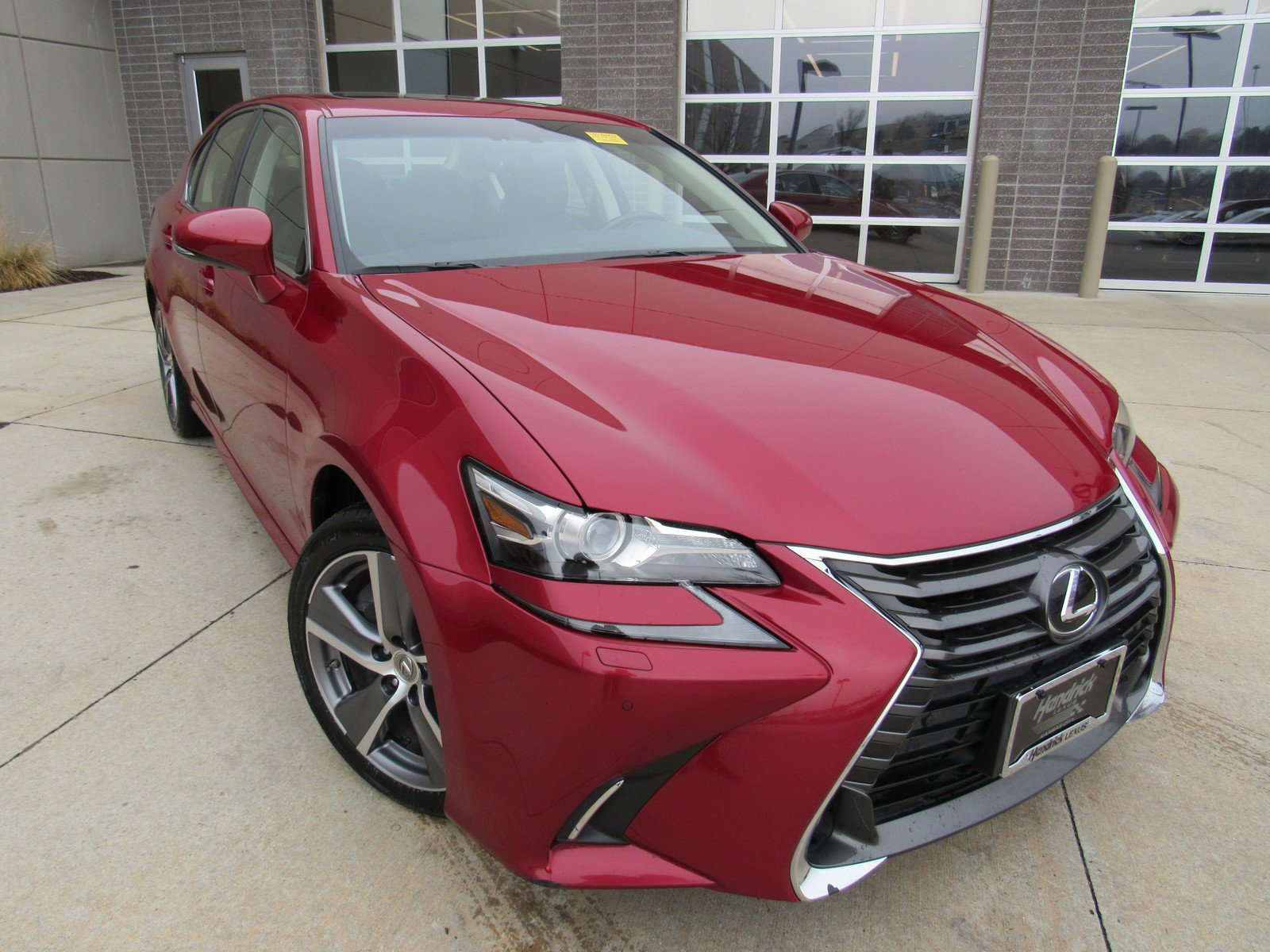 Pre-Owned 2016 Lexus GS 350 4dr Sdn AWD