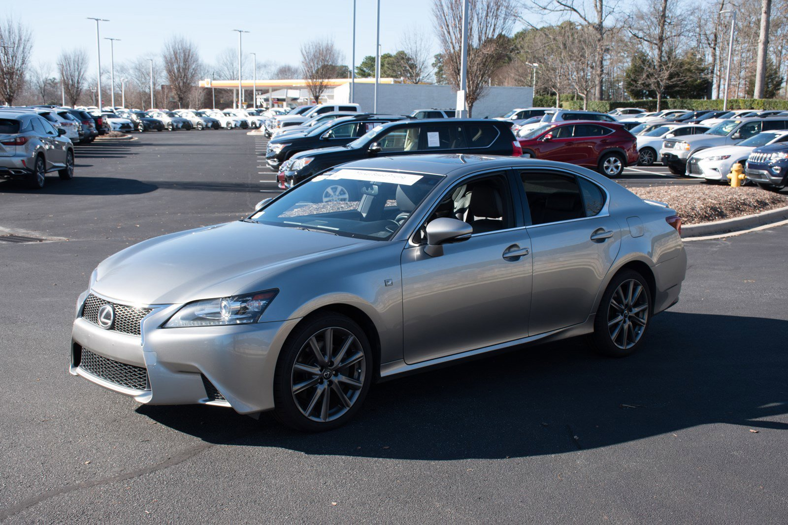 Pre-Owned 2015 Lexus GS 350 F Sport AWD