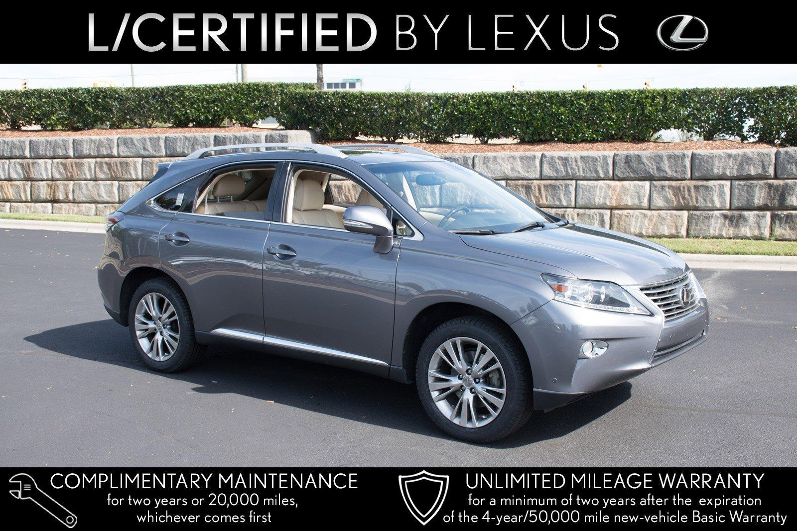 Pre-Owned 2013 Lexus RX 350 Premium