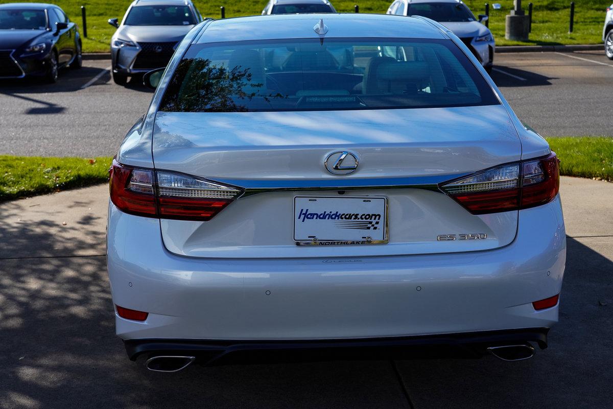 Pre-Owned 2018 Lexus ES ES 350