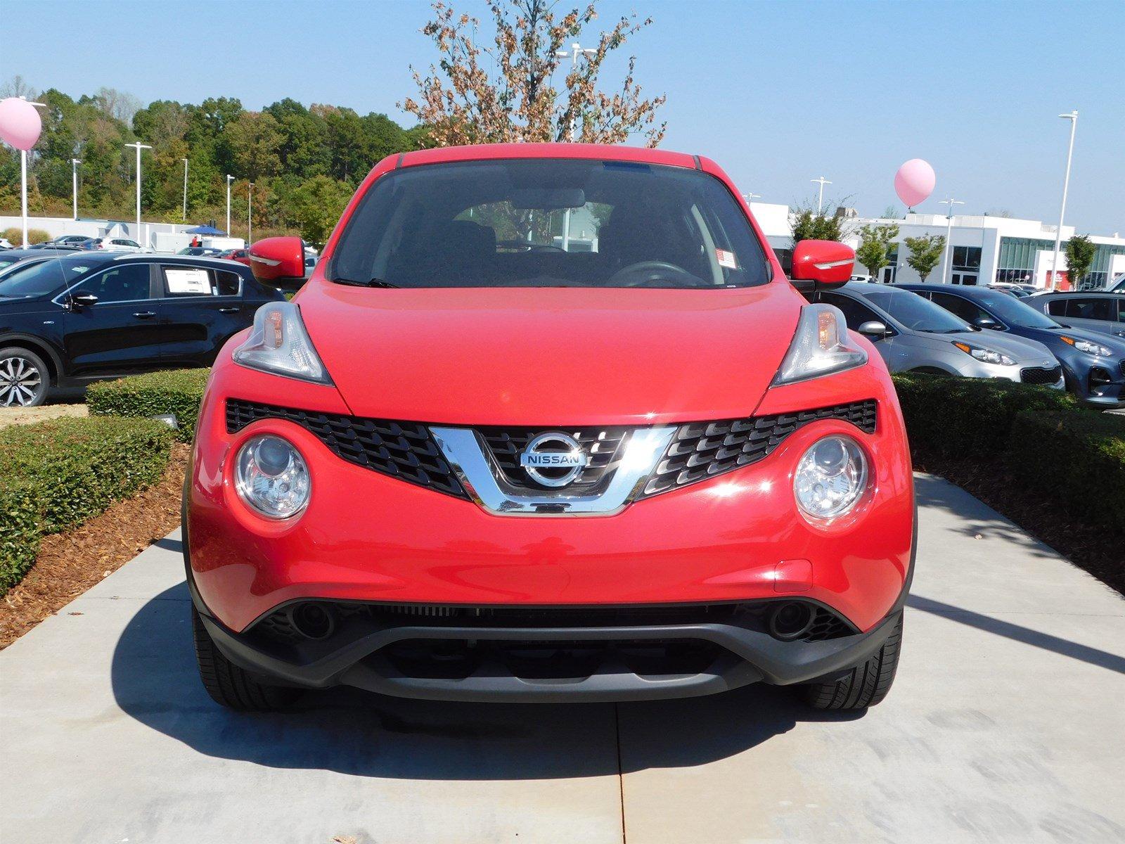 2016 Nissan Juke >> Pre Owned 2016 Nissan Juke S