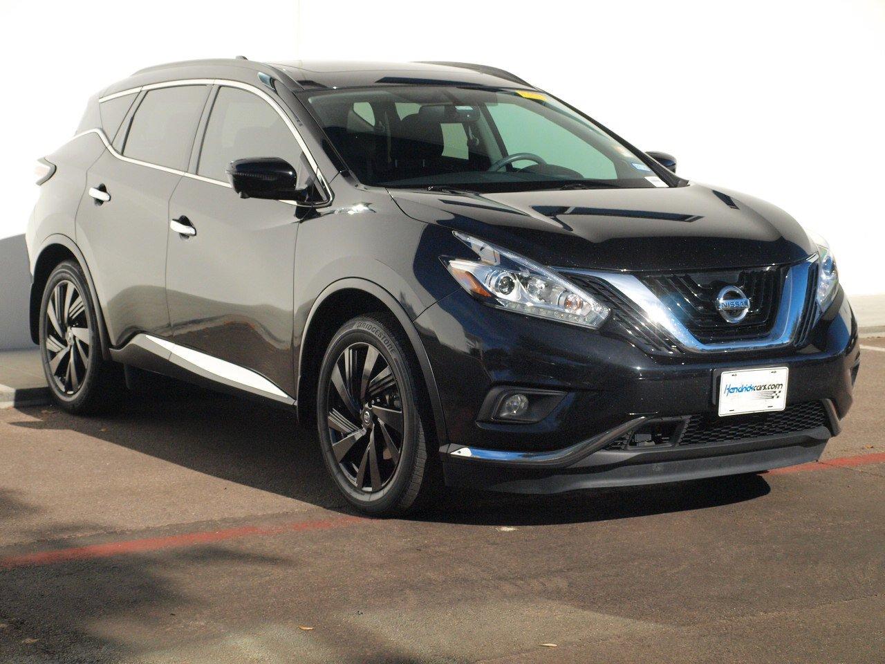 Pre-Owned 2017 Nissan Murano Platinum