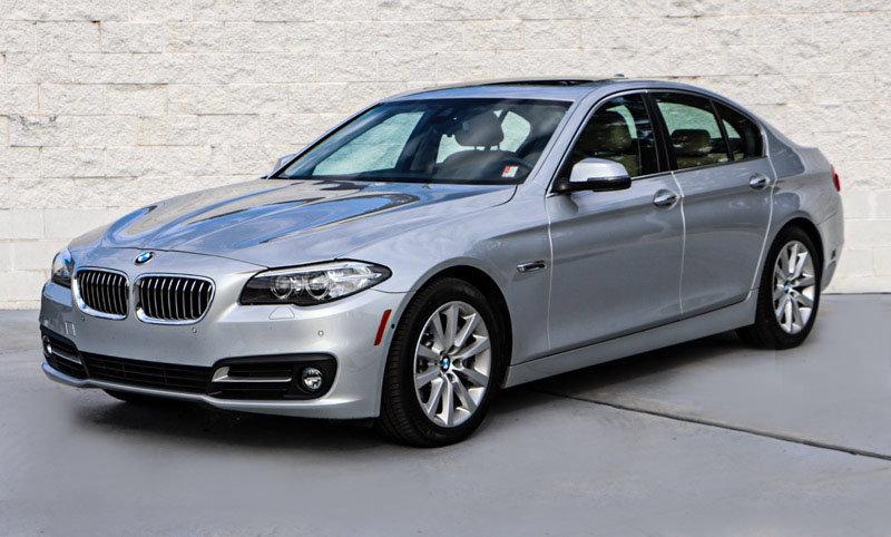 Pre-Owned 2016 BMW 5 Series 535i xDrive