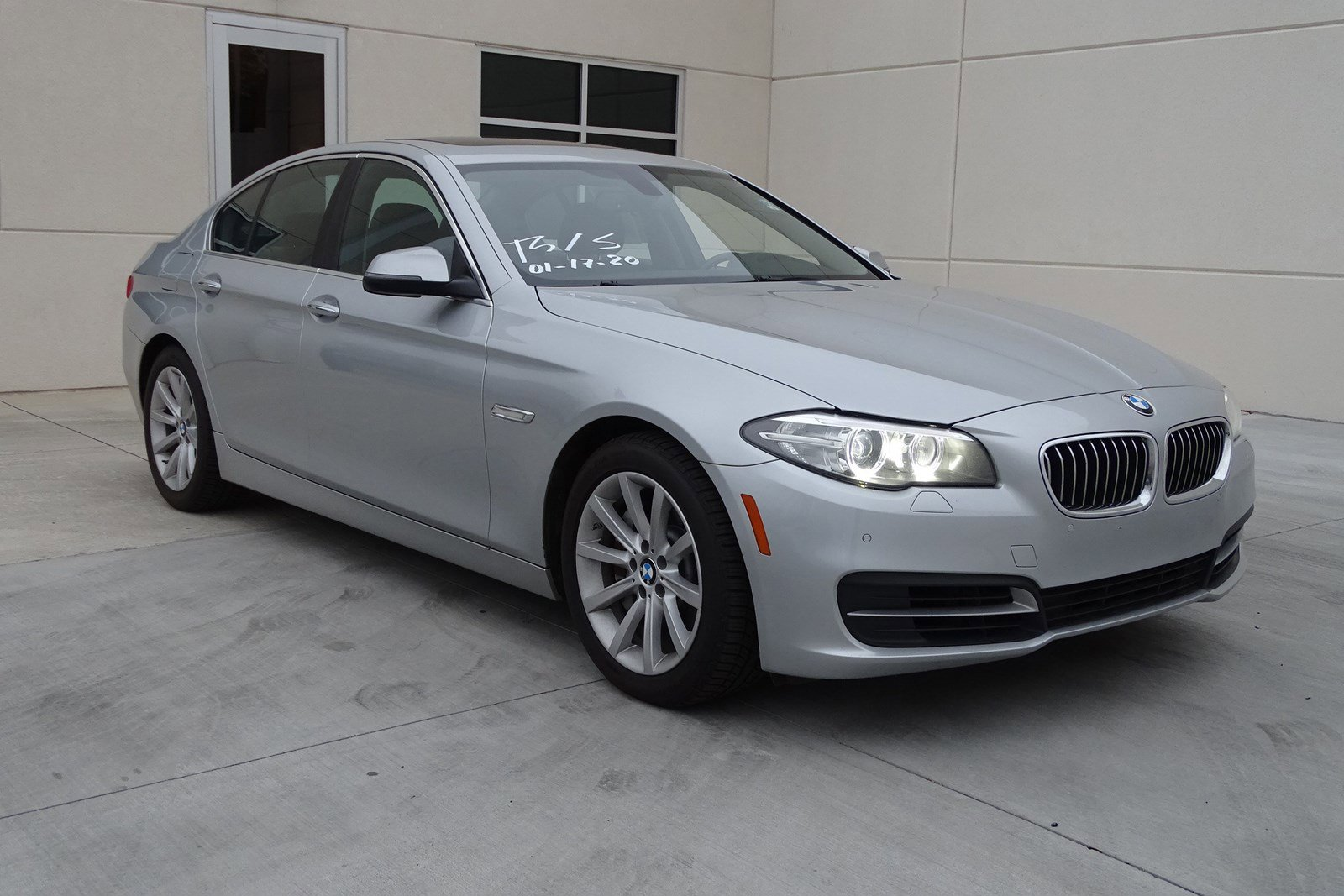 Pre-Owned 2014 BMW 5 Series 535d xDrive