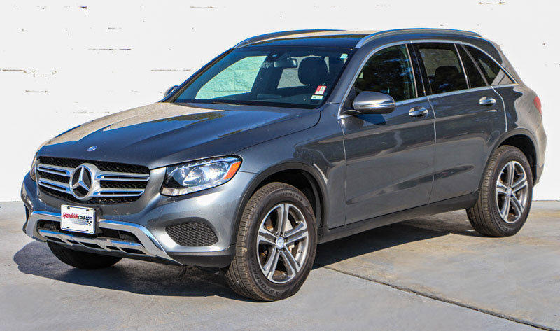 Pre-Owned 2017 Mercedes-Benz GLC 300