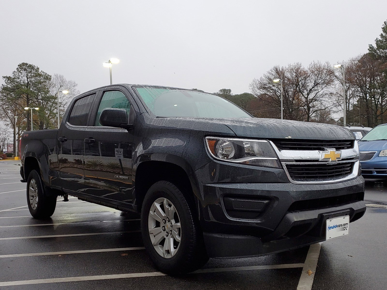 Pre-Owned 2017 Chevrolet Colorado 4WD LT