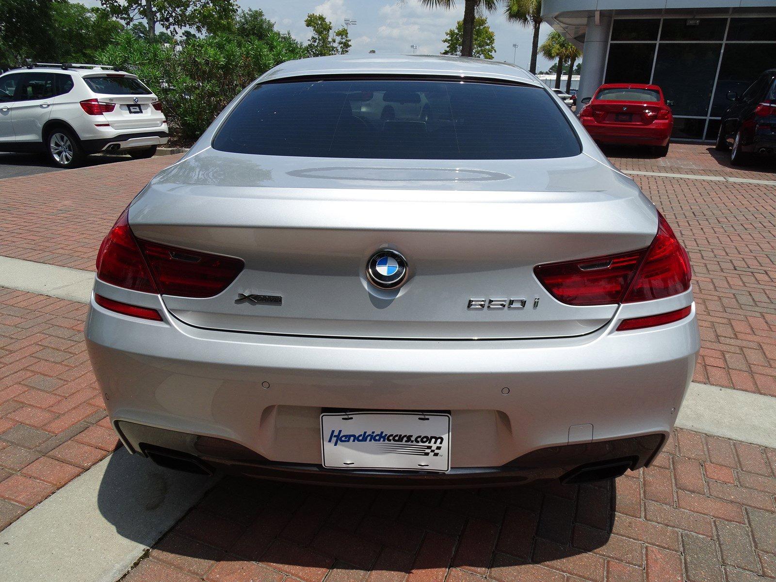 Pre-Owned 2014 BMW 6 Series 650i xDrive
