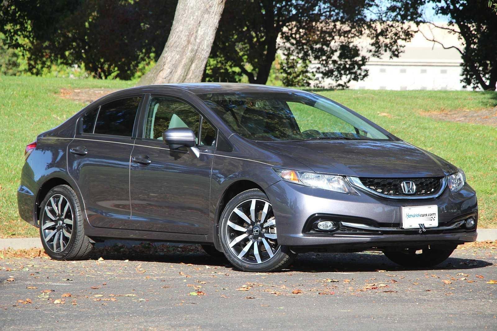 Pre-Owned 2015 Honda Civic EX-L