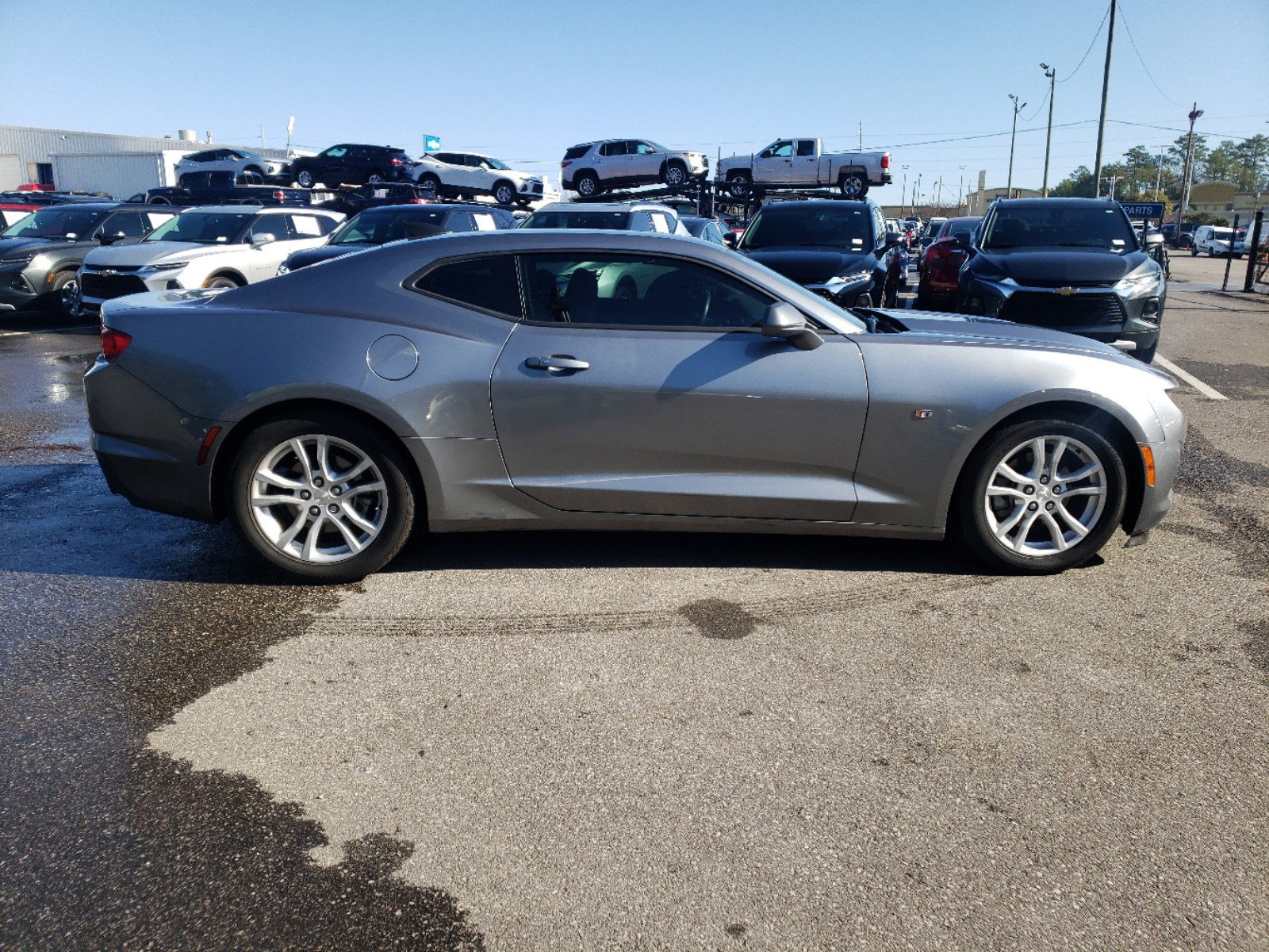 Certified Pre-Owned 2019 Chevrolet Camaro 1LS