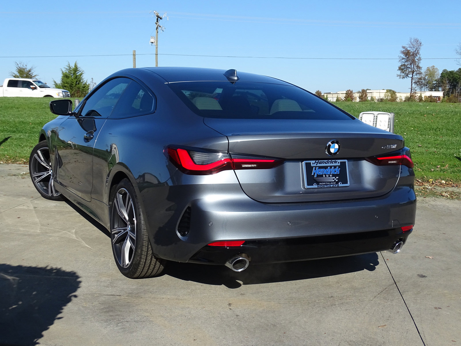 Pre-Owned 2021 BMW 4 Series 430i
