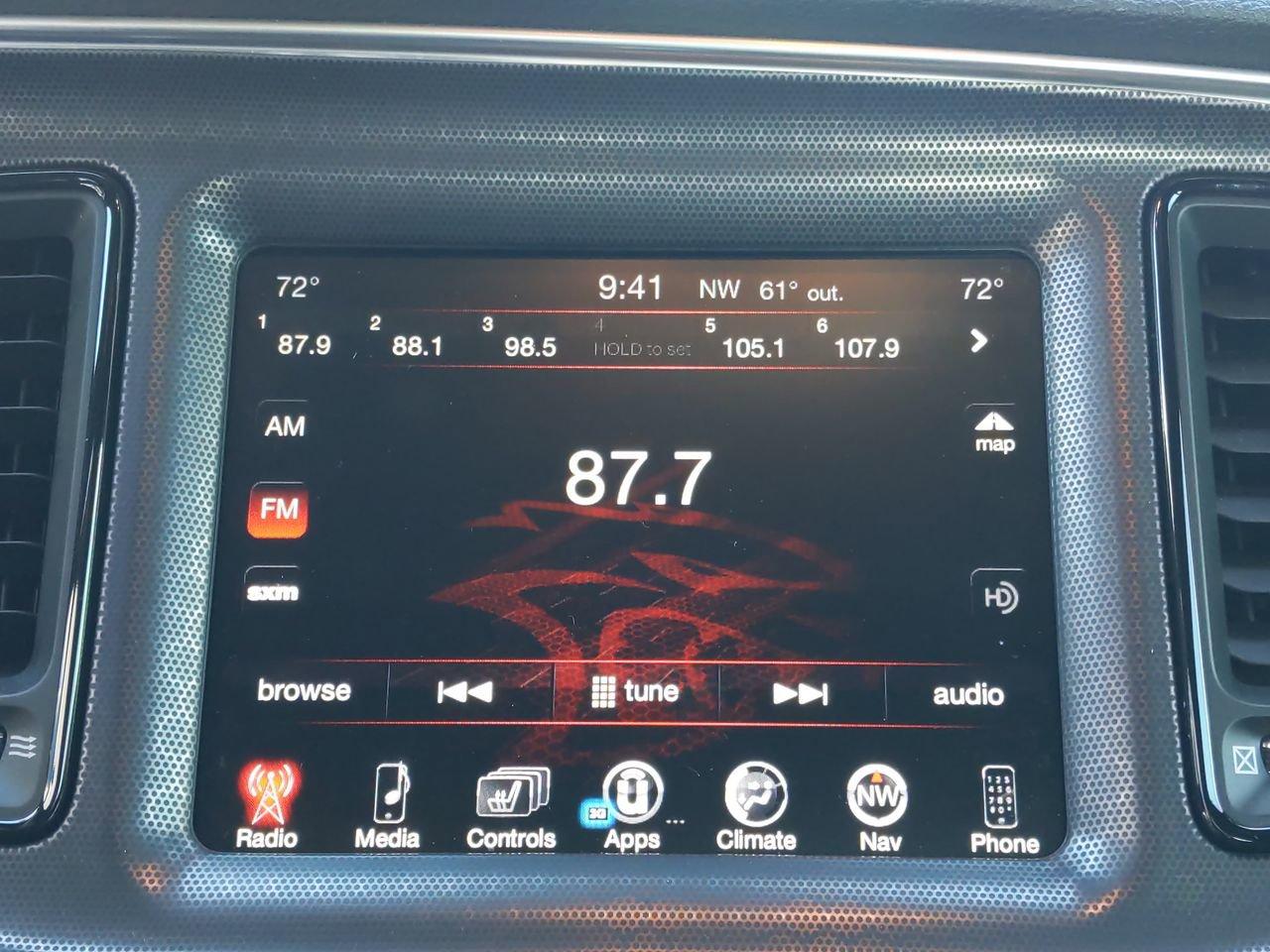 Pre-Owned 2016 Dodge Challenger SRT 392