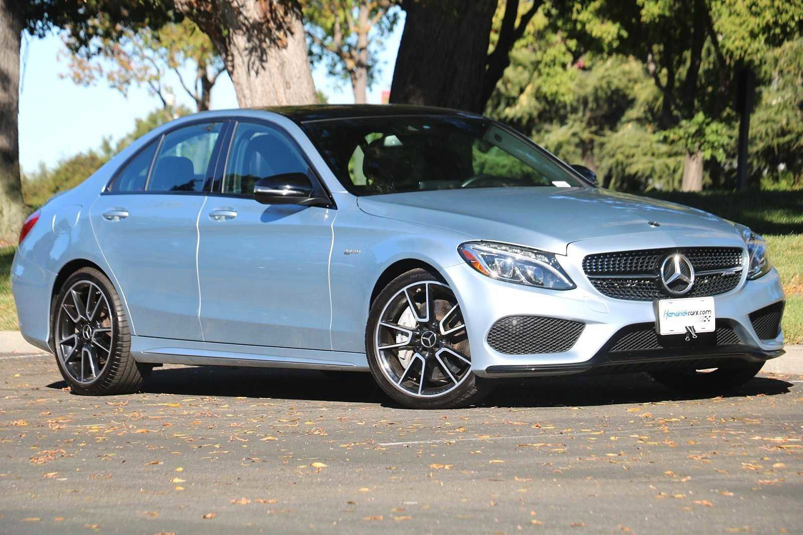 Pre-Owned 2018 Mercedes-Benz C-Class AMG® C 43