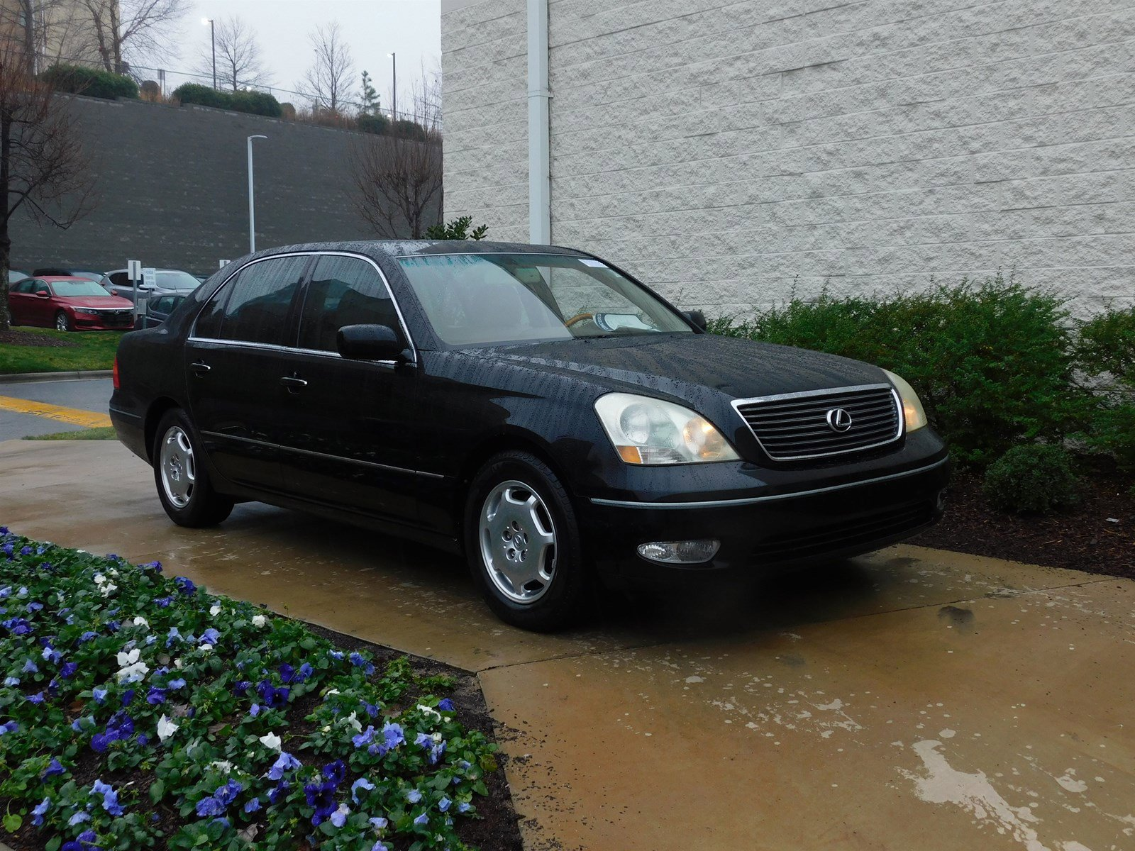 Pre-Owned 2002 Lexus LS 430 4dr Sdn