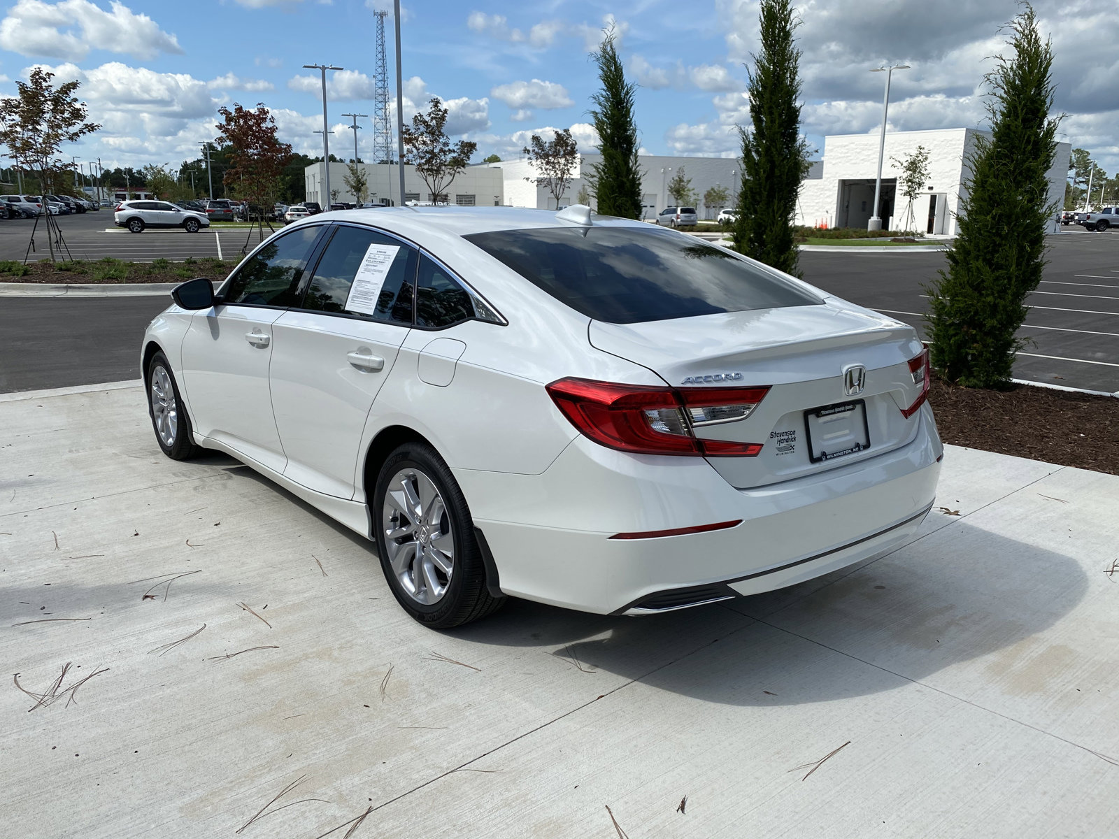 Certified Pre-Owned 2019 Honda Accord LX 1.5T