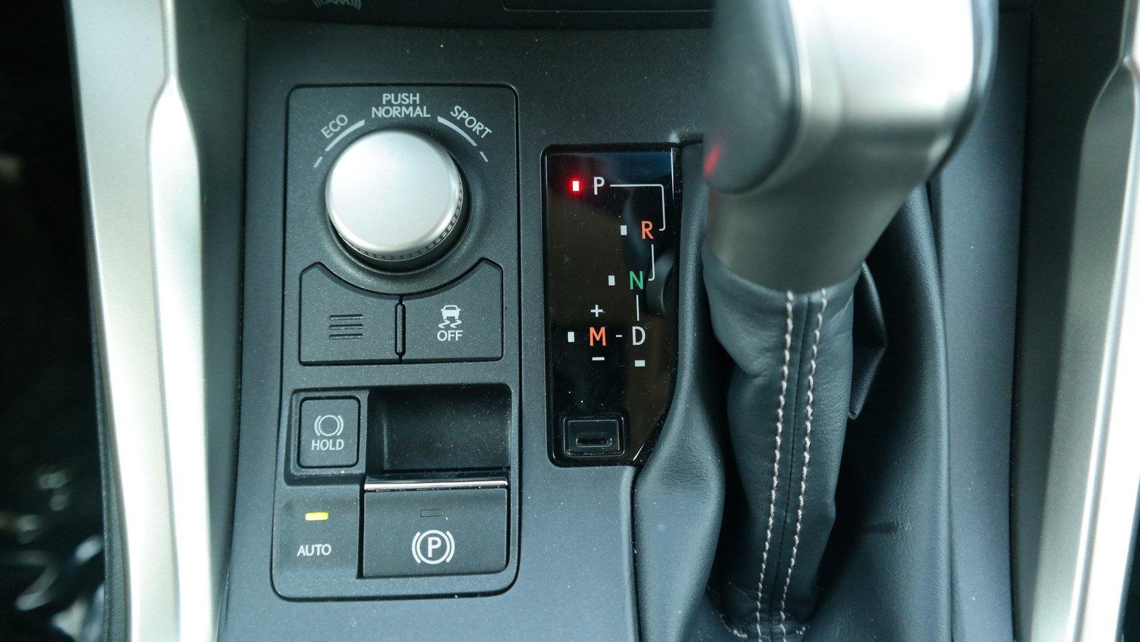 Certified Pre-Owned 2017 Lexus NX Turbo