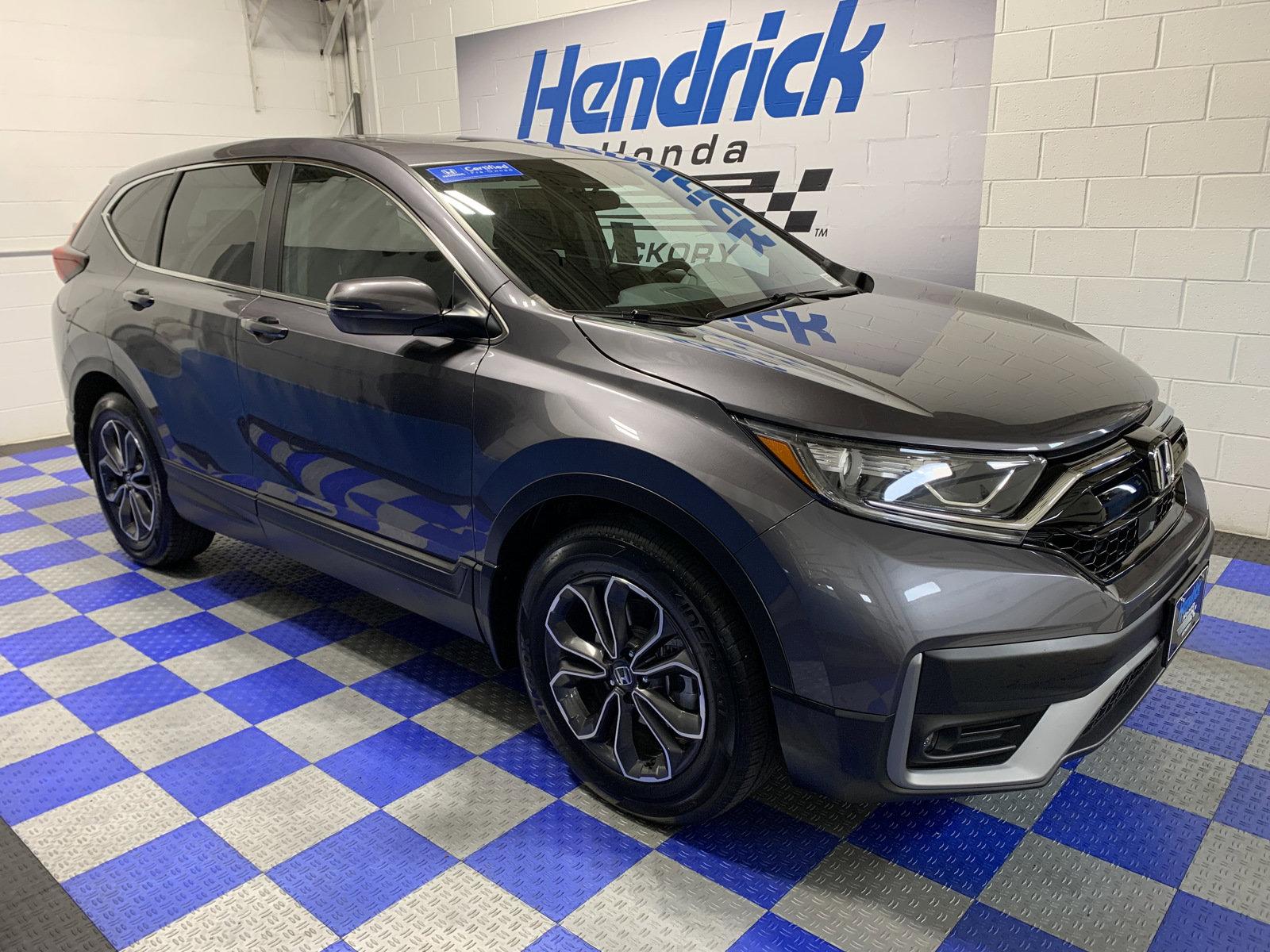 2020 Honda CR-V EX 2WD