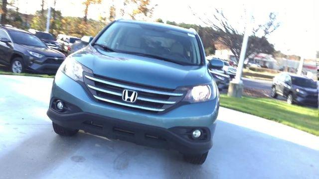 Pre-Owned 2014 Honda CR-V EX-L
