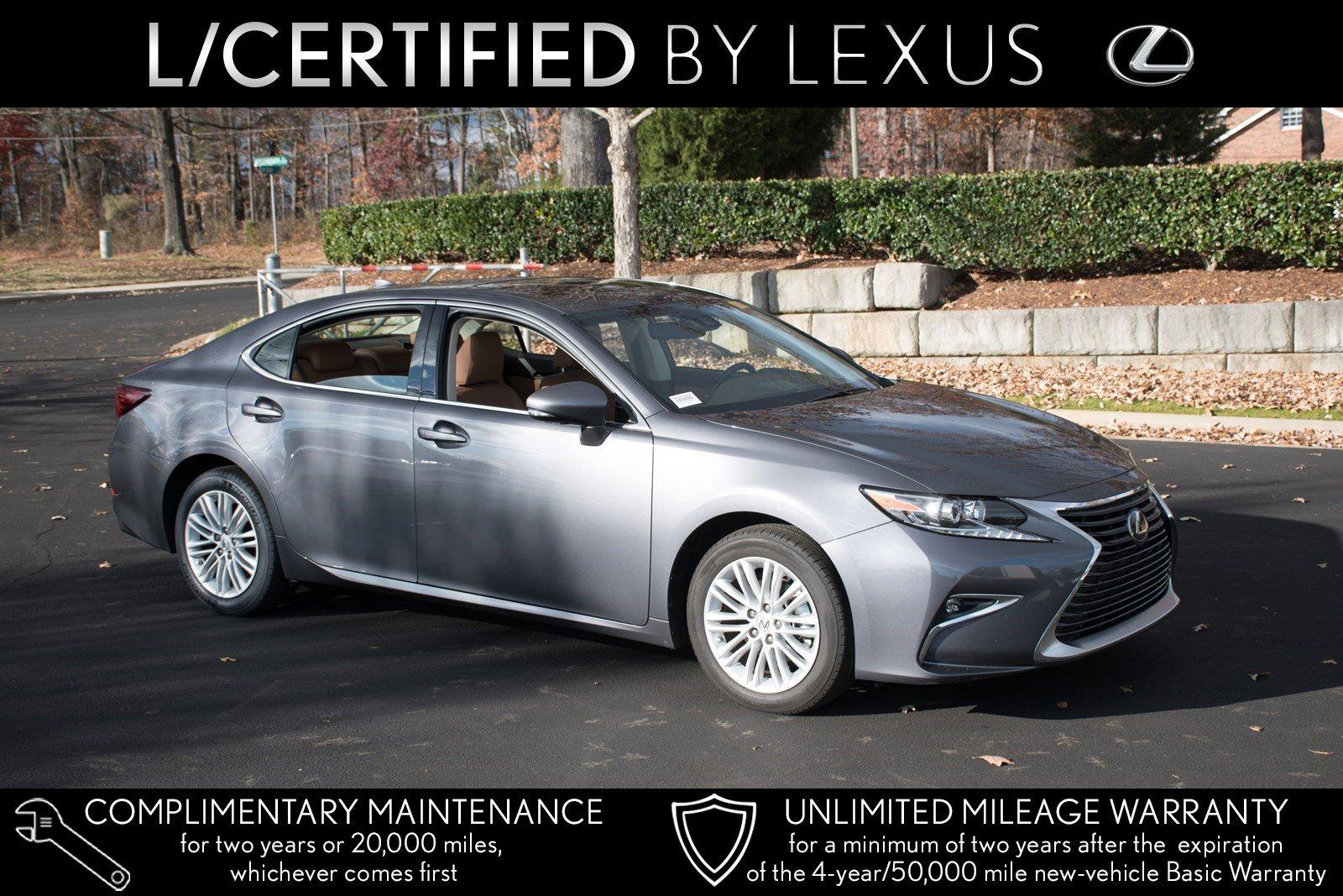 Pre-Owned 2017 Lexus ES ES 350 Premium