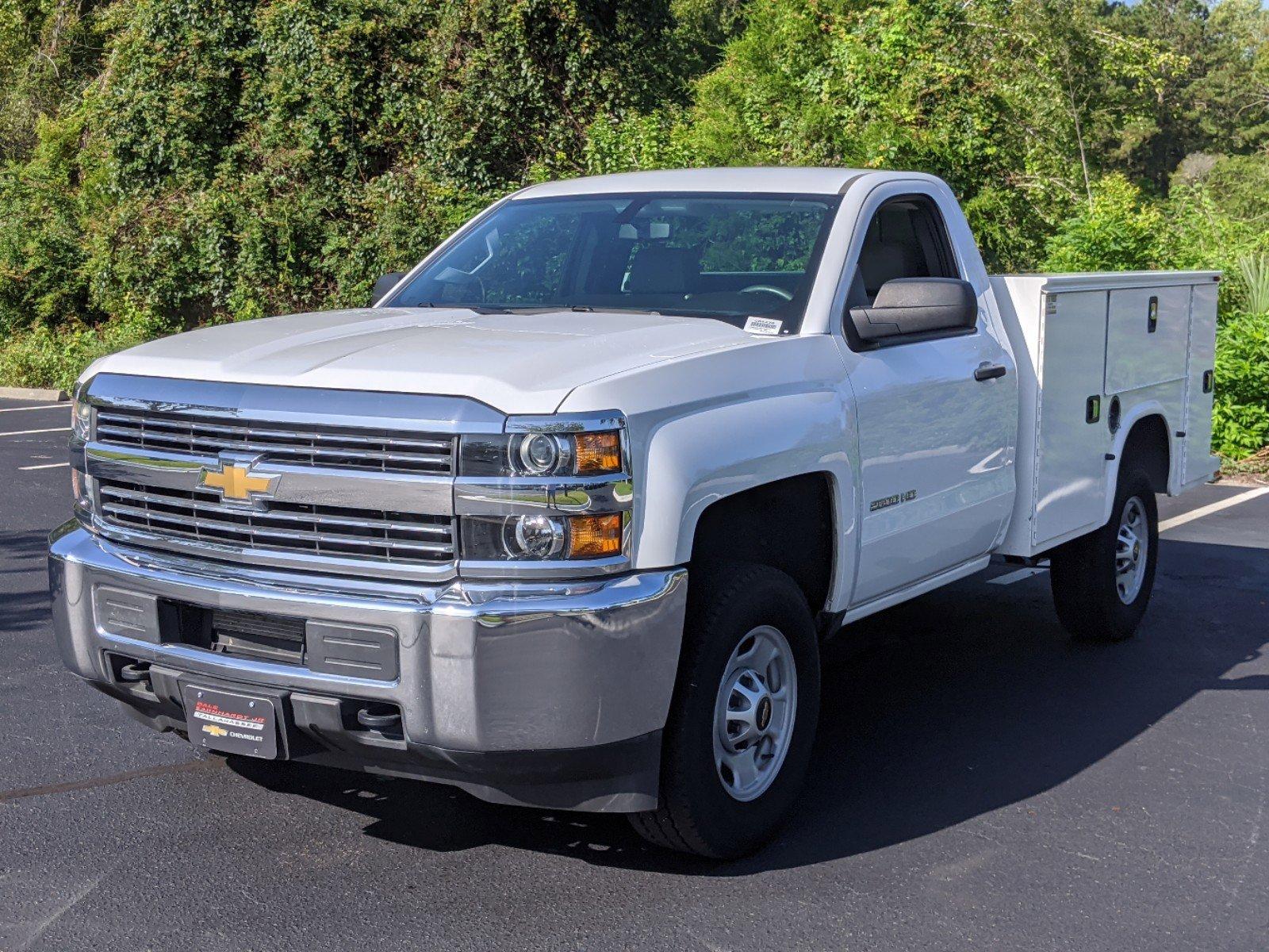 Pre-Owned 2017 Chevrolet Silverado 2500HD Work Truck