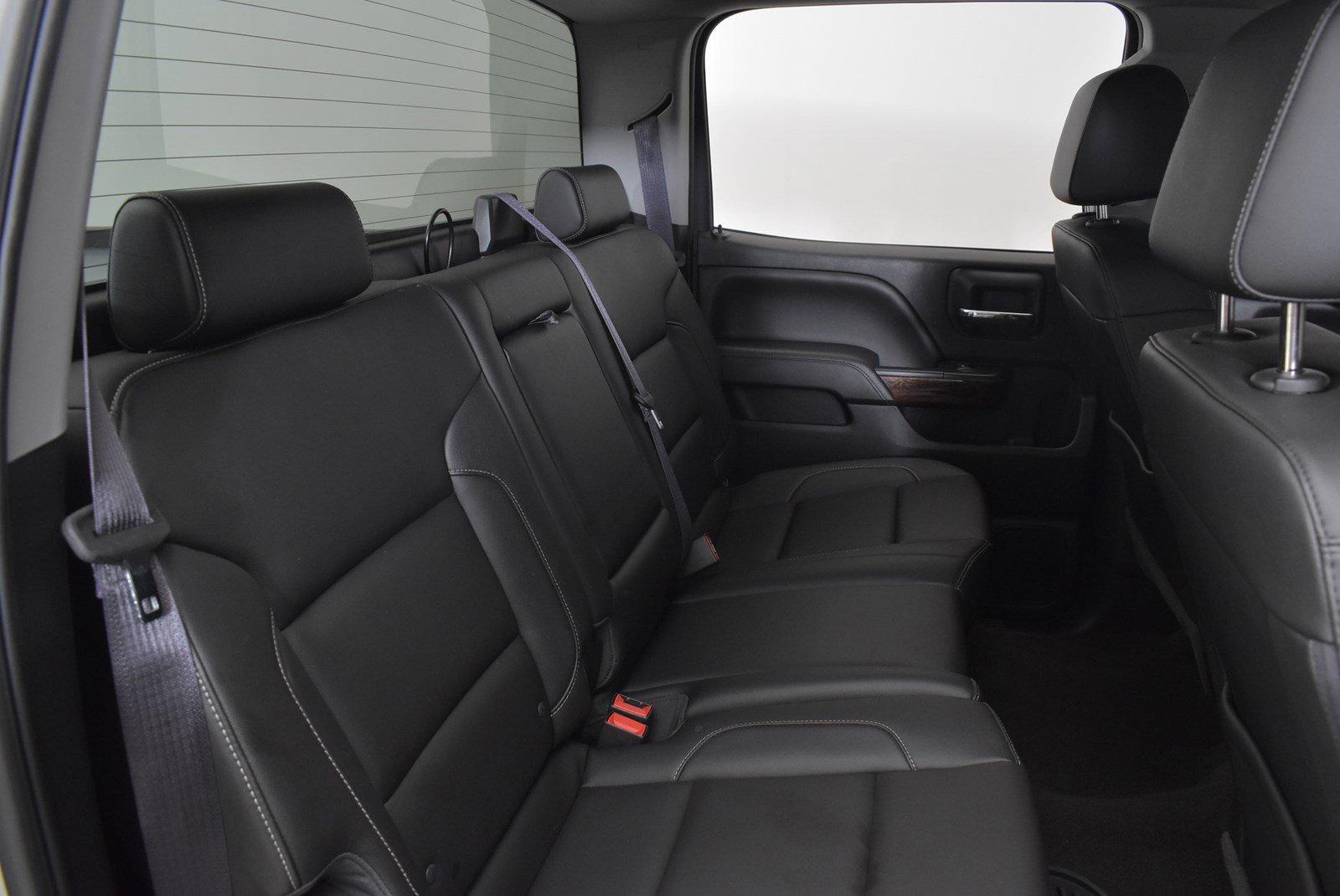 Pre-Owned 2016 GMC Sierra 1500 SLT