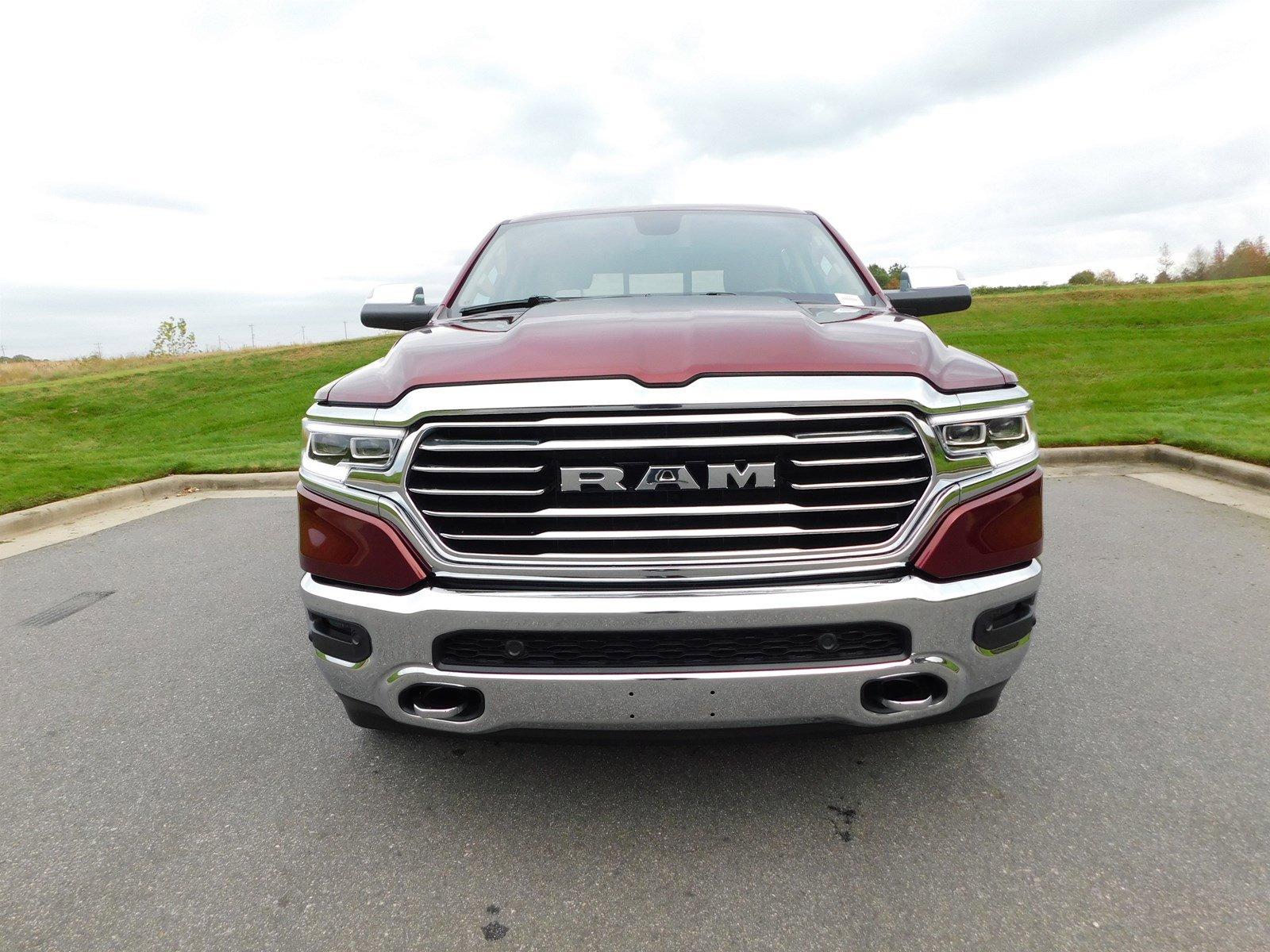 Pre-Owned 2019 Ram 1500 Longhorn