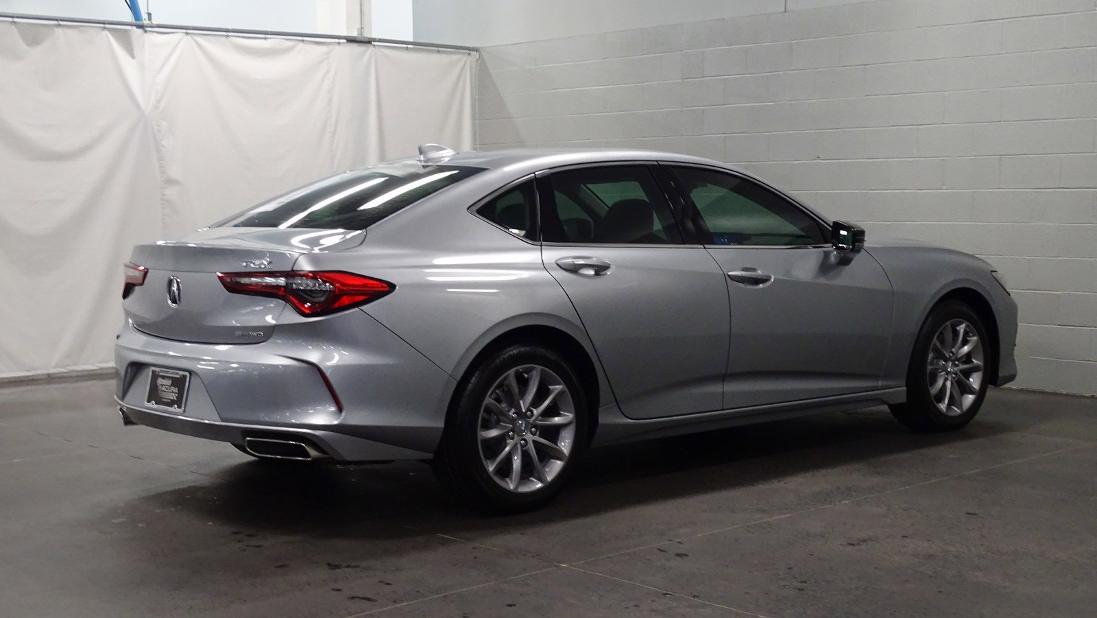 Pre-Owned 2021 Acura TLX 4DR SH-AWD