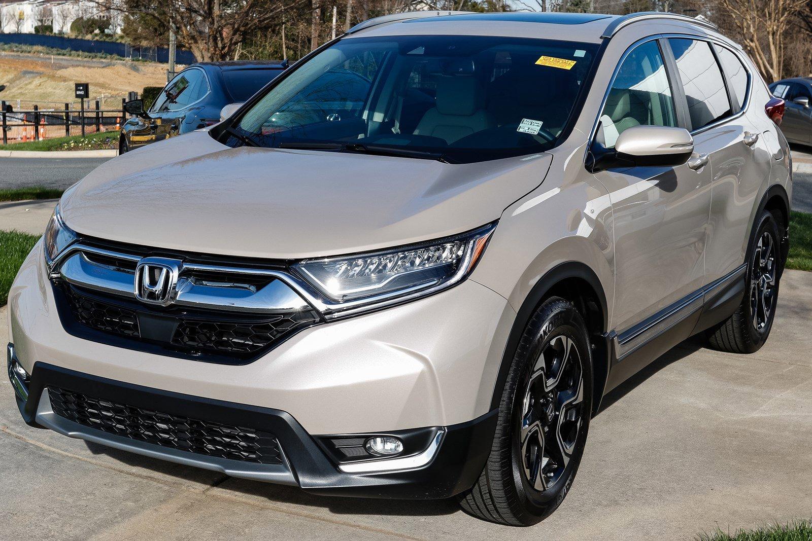 Pre-Owned 2019 Honda CR-V Touring