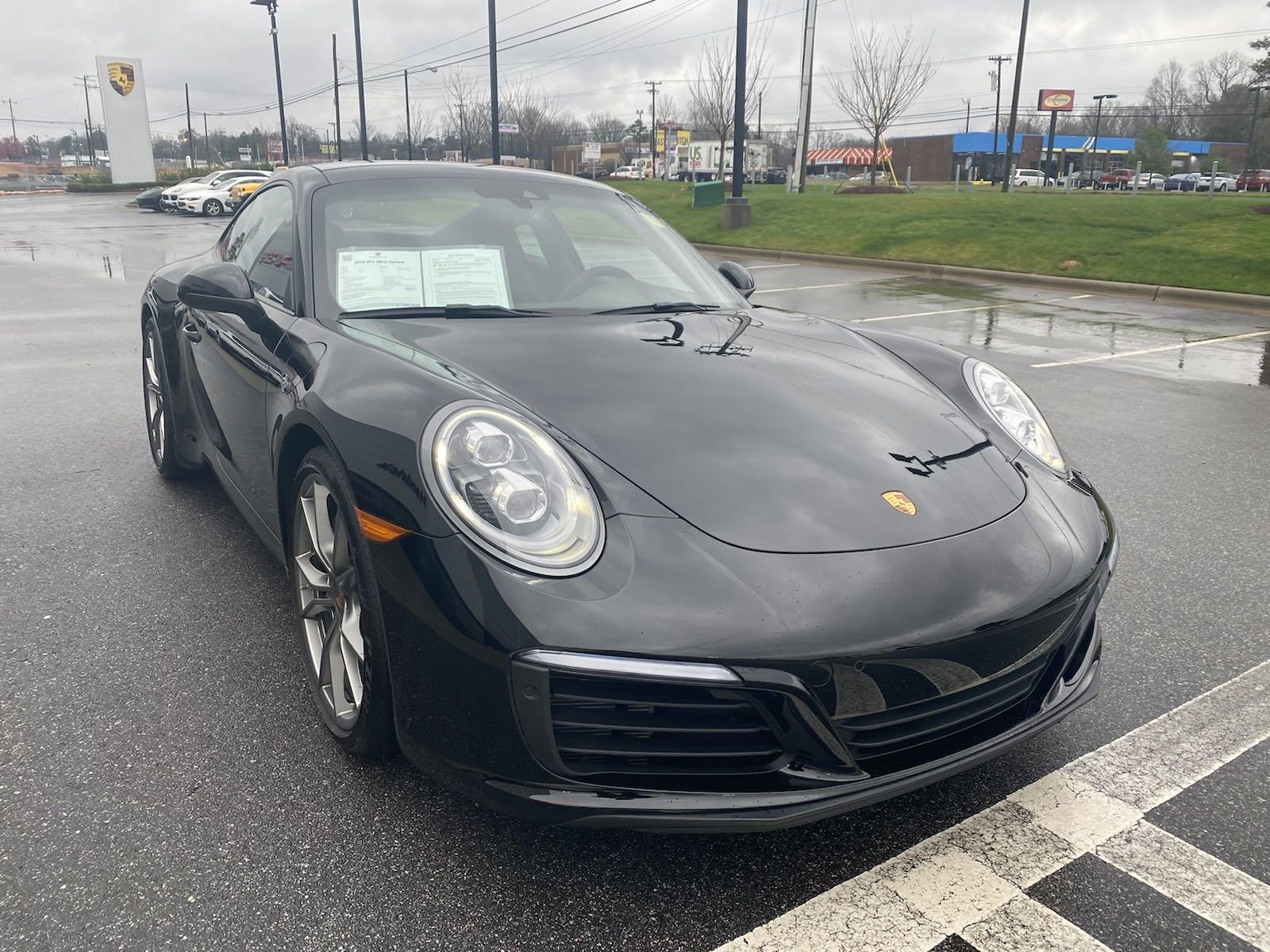 Pre-Owned 2019 Porsche 911 Carrera