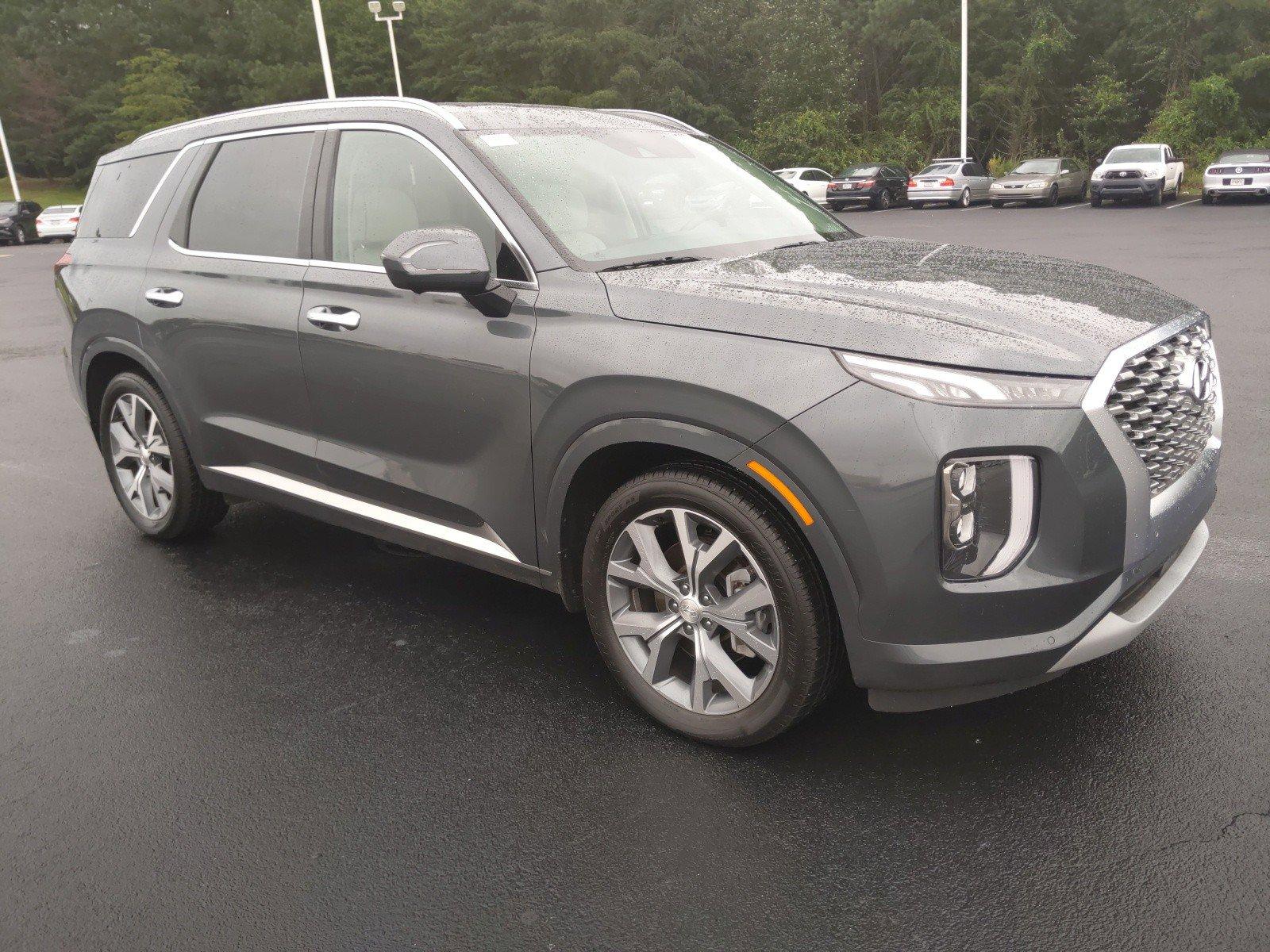 2021 Hyundai Palisade Limited AWD