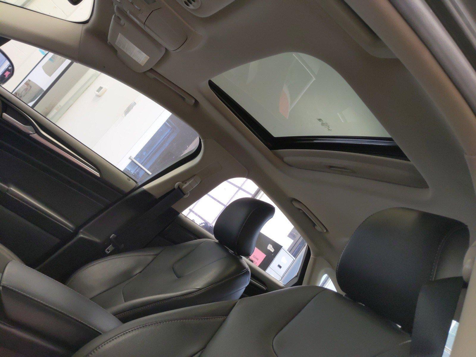 Pre-Owned 2019 Ford Fusion Titanium