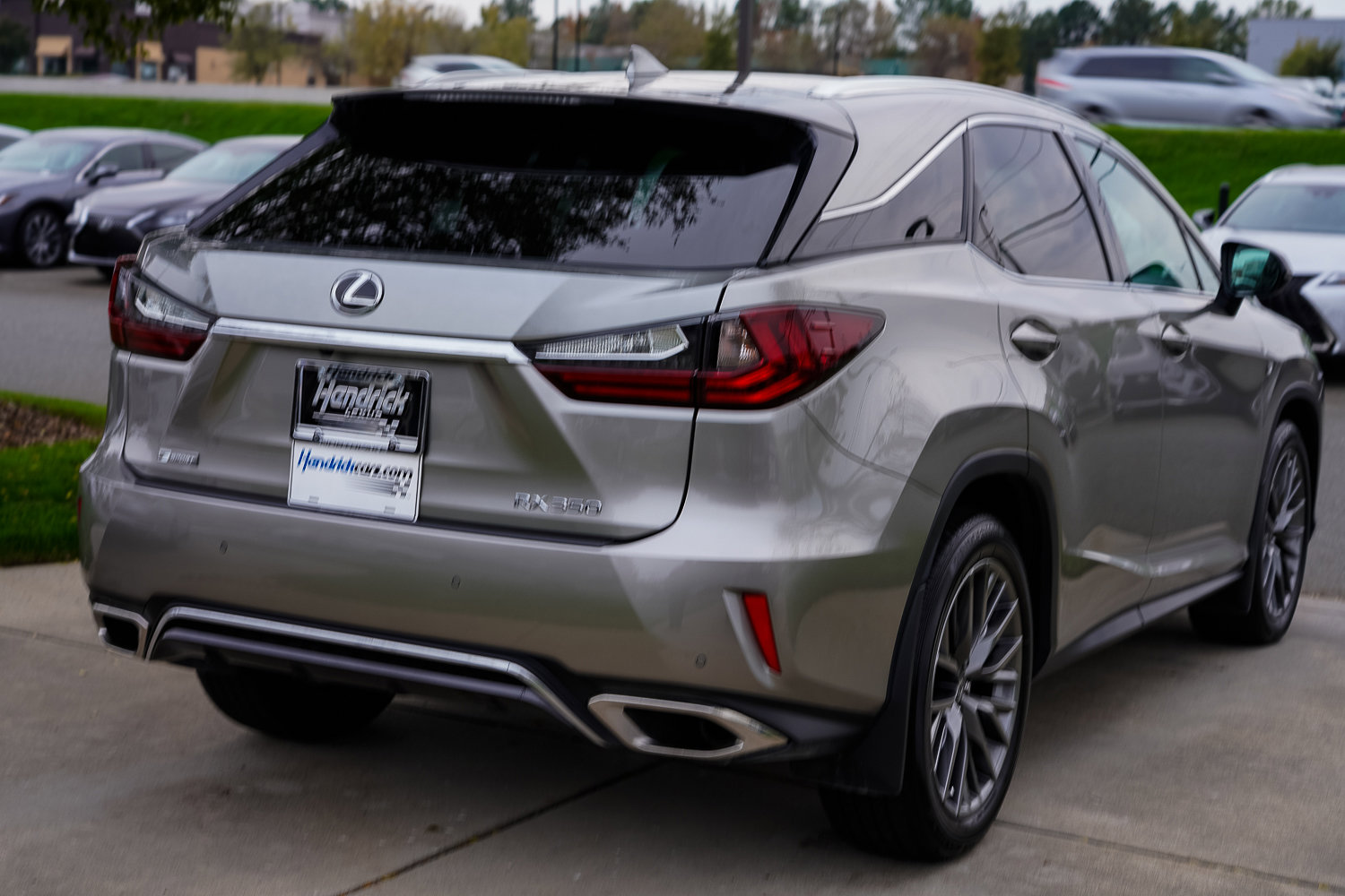 Pre-Owned 2019 Lexus RX RX 350 F SPORT