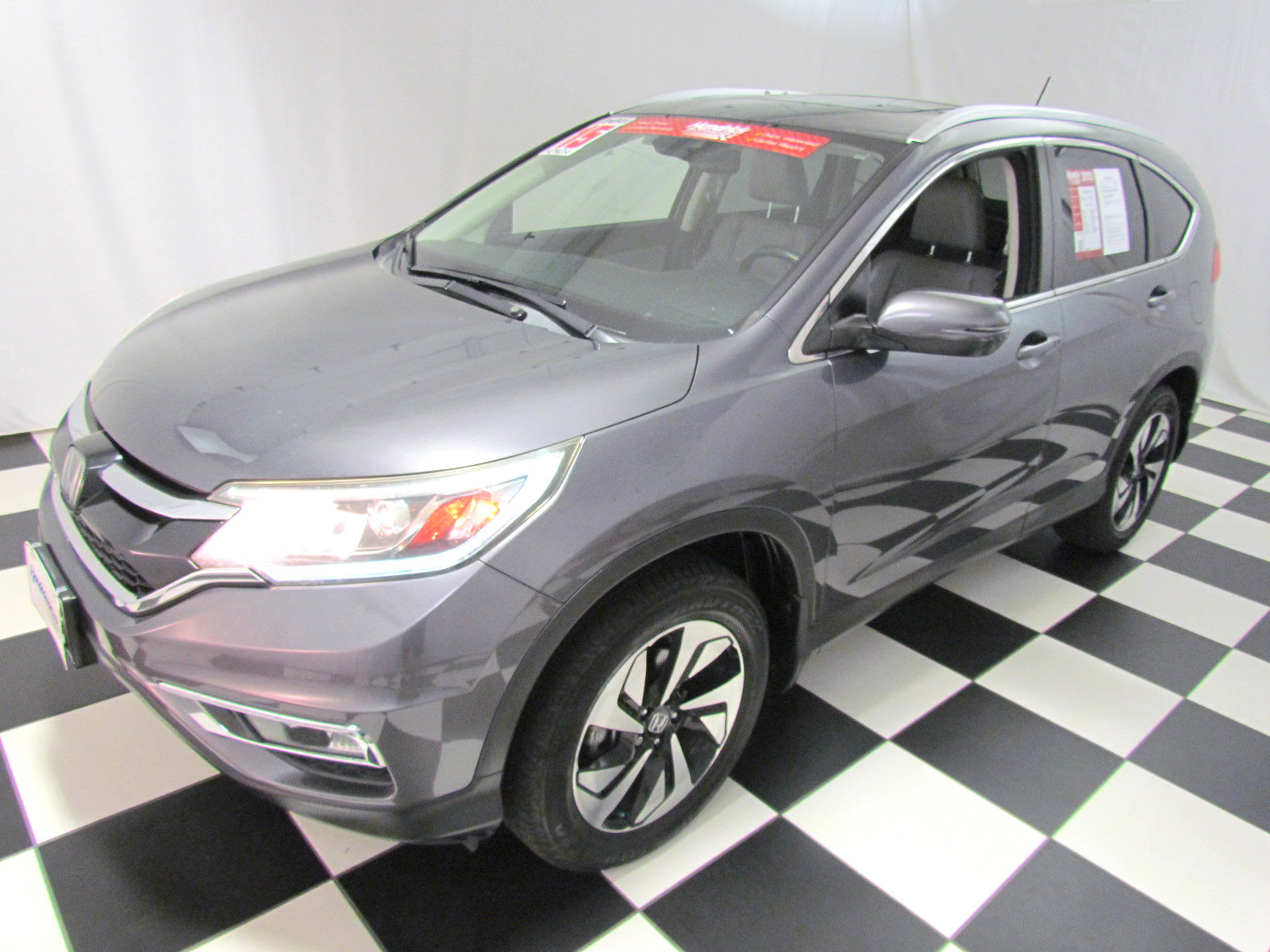 Pre-Owned 2015 Honda CR-V Touring