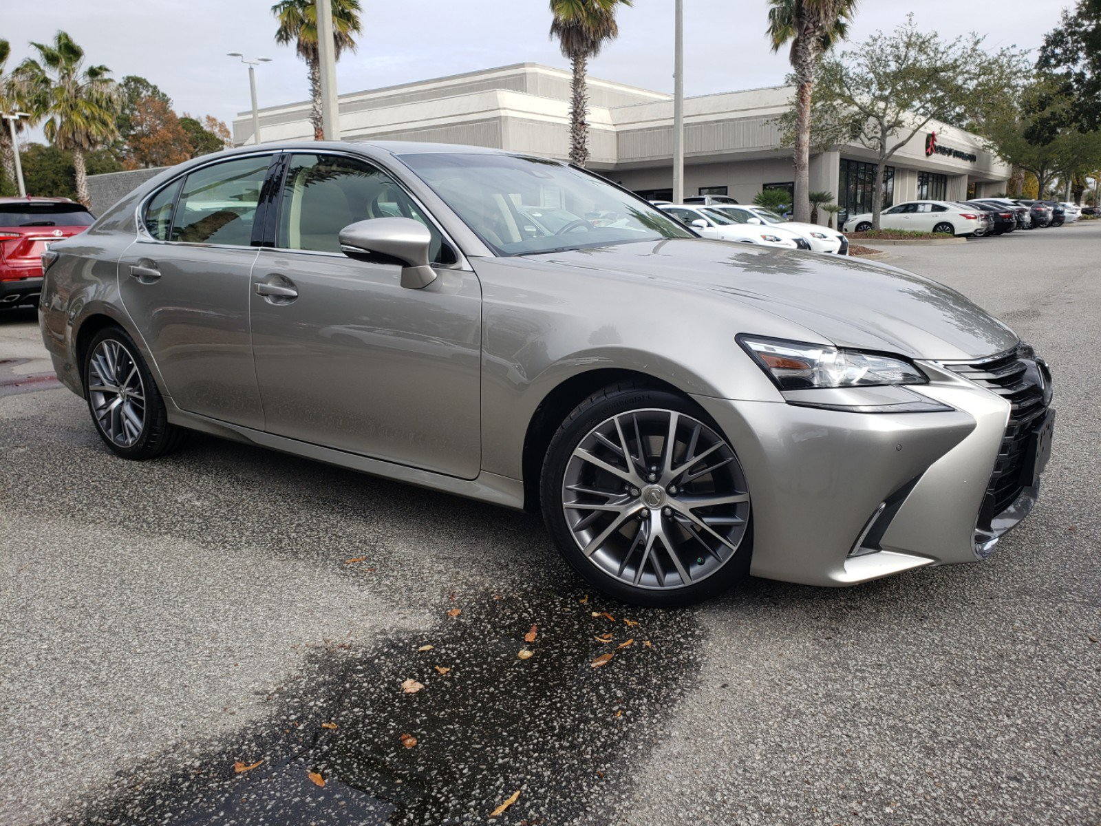 Pre-Owned 2016 Lexus GS 350 4dr Sdn RWD