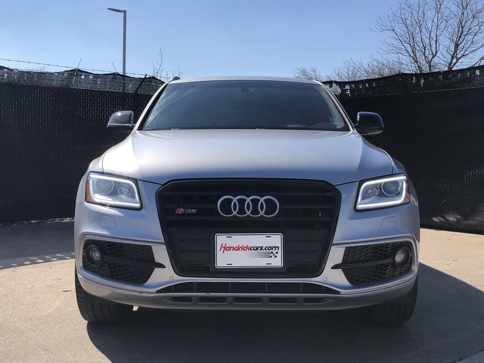Pre-Owned 2017 Audi SQ5 Premium Plus
