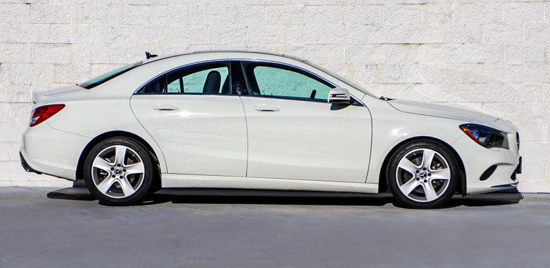 Pre-Owned 2018 Mercedes-Benz CLA CLA 250
