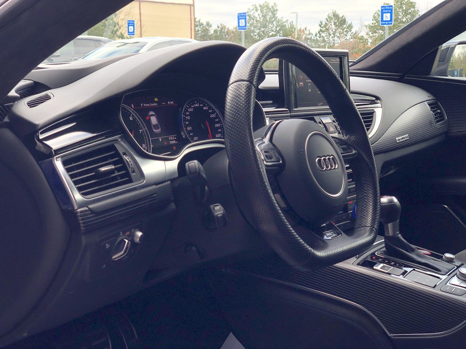 Pre-Owned 2017 Audi RS 7 performance Prestige