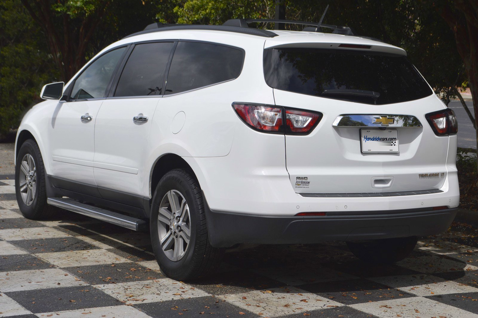 Certified Pre-Owned 2016 Chevrolet Traverse LT