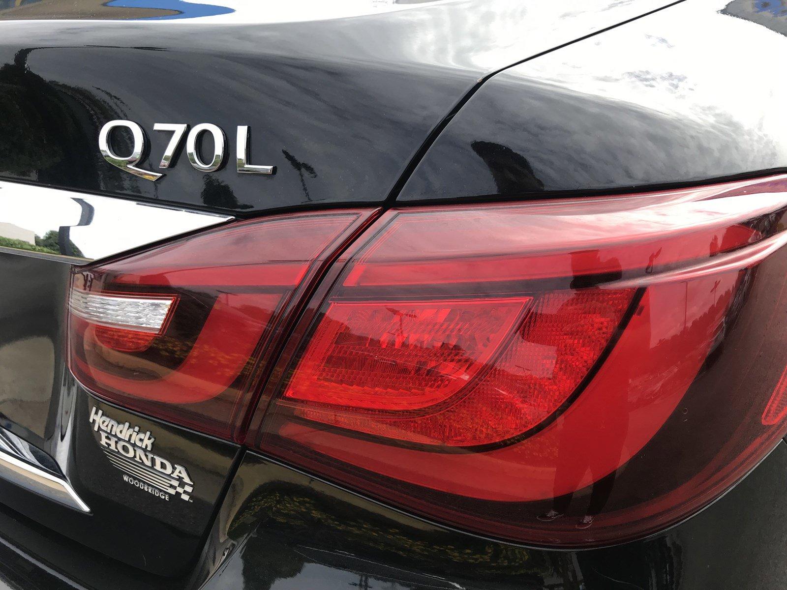 Pre-Owned 2015 INFINITI Q70L 4dr Sdn V6 AWD